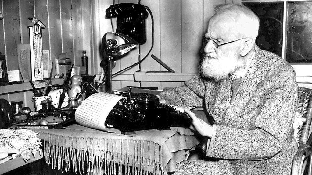 George Bernard Shaw: Writer, Playwright and Political Activist