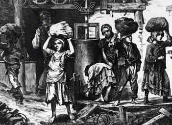 Working Conditions in The Victorian Era