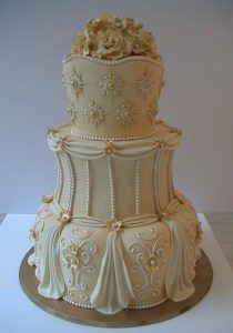 edwardian wedding cake era royal wedding cakes 13926