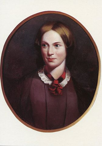 Charlotte Bronte author of Jane eyre