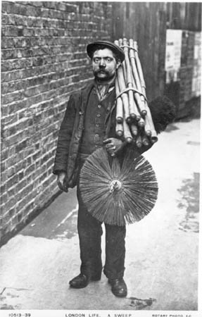 chimney sweepers of the victorian era